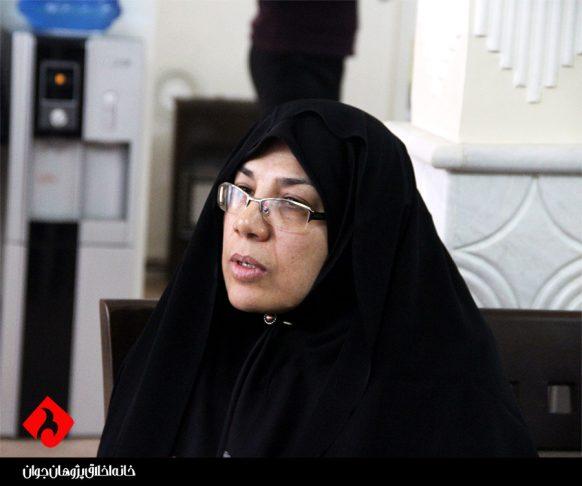 زهرا خزاعی