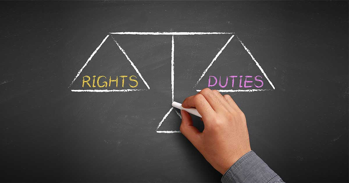آیا در میان انواع حق حق اخلاقی هم داریم؟