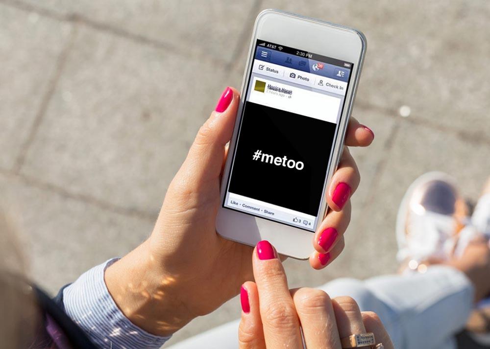 جنبش Me_Too# نمونهای از خشم آنلاین سازنده