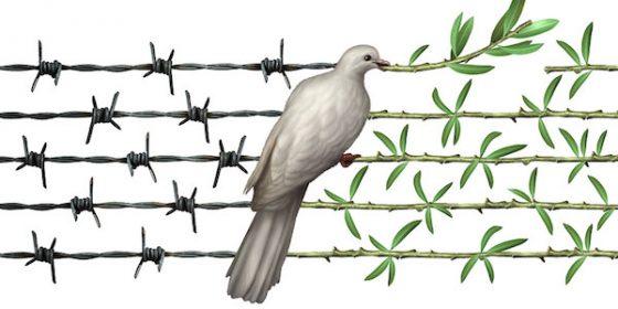 صلح و سیاستورزی عادلانه