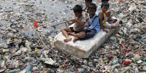 کشورهایی که به زبالهدان عظیمی تبدیل شدهاند
